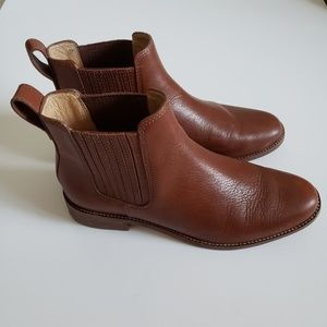Madewell Chelsea Boots in EUC sz 8.5